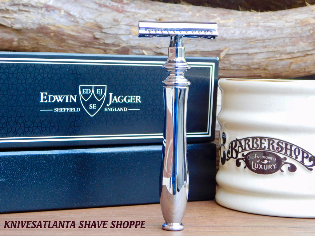 Edwin Jagger Chatsworth DE Razor