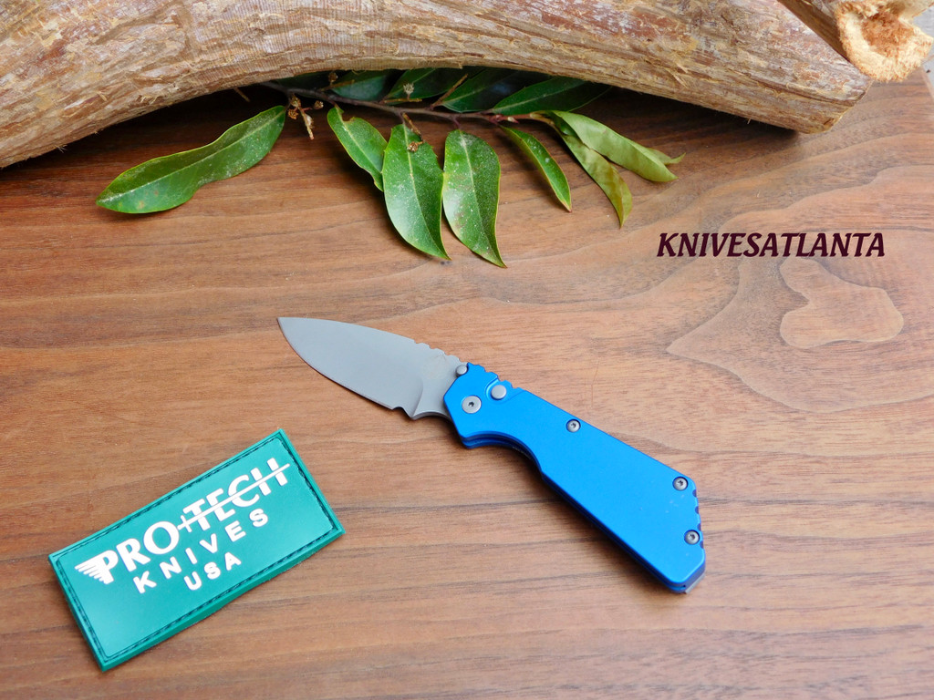 Pro-Tech  2301- Pro- STRIDER PT  BLUE  Stonewashed