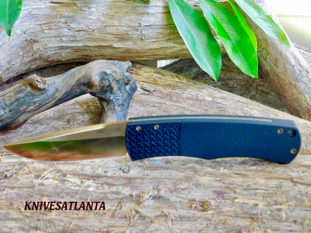 """Protech Magic BR-1 - Bolster Release auto folder Mike """"Whiskers"""" Allen Design 3.1"""" Blade"""