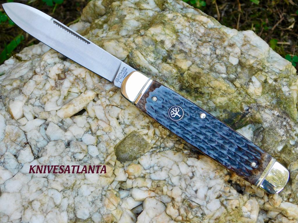 Boker Cattle Knife Bone