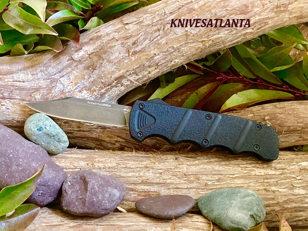 Boker Kalashnikov Bowie D/A OTF Automatic Knife