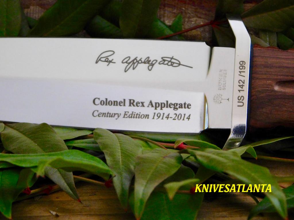 Boker 120604 Applegate 5.5 Commemorative