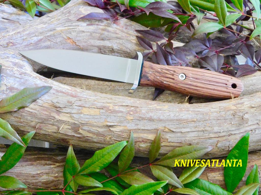 Boker 120446 Applegate Commemorative Boot Knife