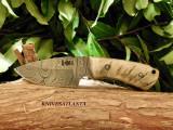 GREY WOLF BLADES Rams horn Skinner (11)