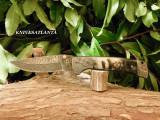 GREY WOLF BLADES Rams horn folder (13 )