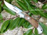 BOKER Classic Lock Blade - Thuya Wood Hunter
