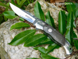 BOKER Classic Lock Blade - Bog Oak Hunter