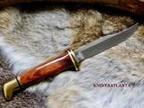 BUCK 102 Cocobolo Fixed Blade