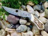 GREY WOLF BLADES Stag Folder(17)