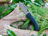 Speed, control, and balance are the key factors in this new Steve Tarani designed, AXIS® lock folder from Benchmade.