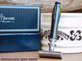 Edwin Jagger Chatsworth Imitation Ebony DE Safety Razor