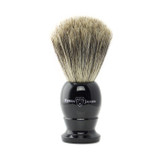 Edwin Jagger Imitation Ebony Best Badger Shaving Brush