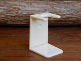 Edwin Jagger Imitation Ivory Brush Drip Stand (Small)