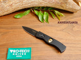 Protech Tactical Response TR-2 Limited Gold Shaw Skull Inlay Automatic TR-2.66