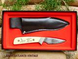 Schrade Cutlery SC509 Scrimshaw Hunter