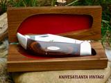 CASE XX 3 DOT ERA 1977 BUFFALO CLASP KNIFE