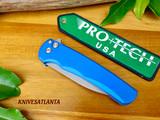 Protech MALIBU – button lock flipper