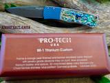 Protech BR-1 Ti-Abalone