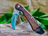 Fox - Mushroom Knife - Cocobolo - FX-408