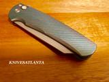 Protech Malibu Titanium Custom- Blue