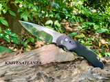 Protech TR-4.50 Compound Ground Mirror Polish Blade