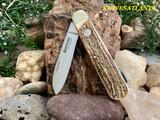 Boker Hunters Knife Mono CPM