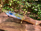 Case Bowie Knife 100th Anniversary 1889 - 1989