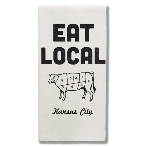 TOWEL | EAT LOCAL