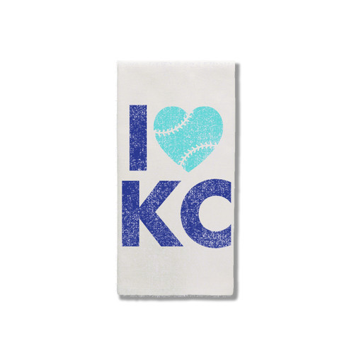 TOWEL | LOVE KC BASEBALL