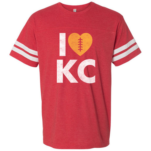 APPAREL | LOVE KC FOOTBALL