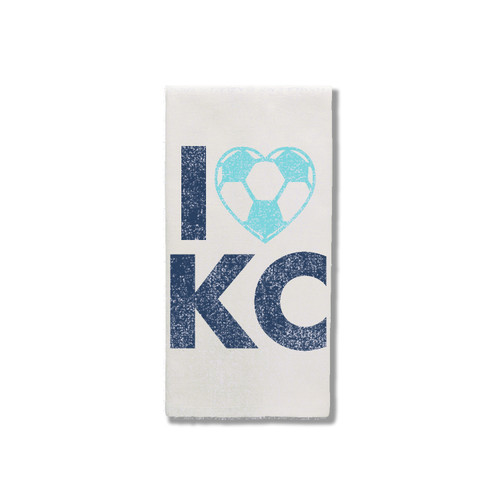 TOWEL | LOVE KC SOCCER