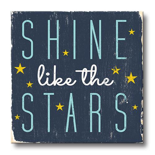 MINI SIGN | SHINE LIKE THE STARS