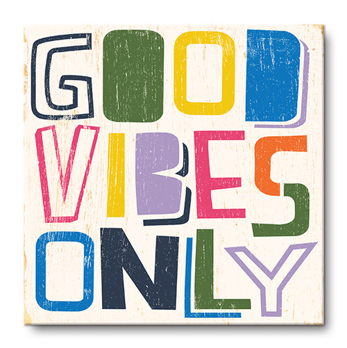 MINI SIGN | GOOD VIBES