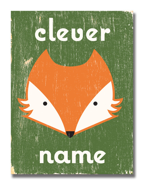 SIGN | CLEVER FOX