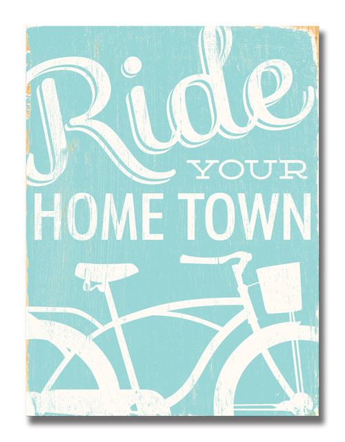 SIGN | RIDE