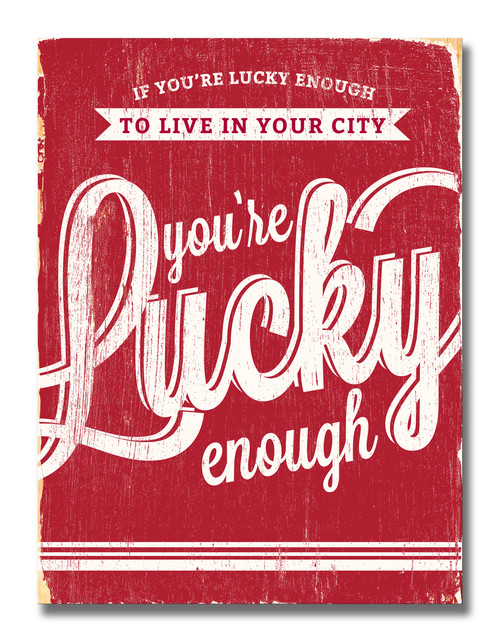 SIGN | LUCKY