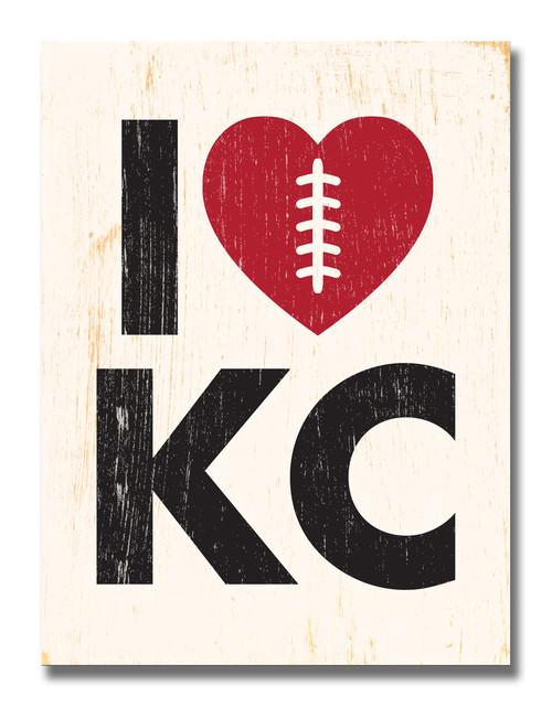 SIGN | LOVE KC FOOTBALL