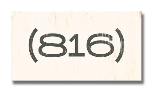 SIGN | AREA CODE