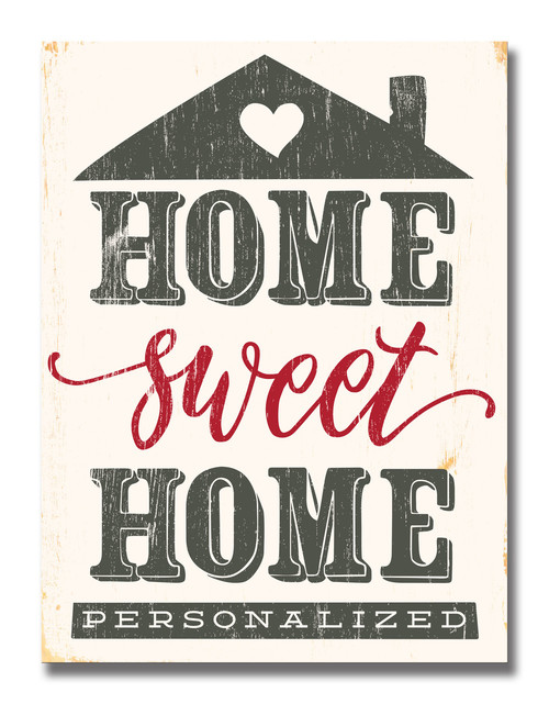SIGN | HOME SWEET HOME