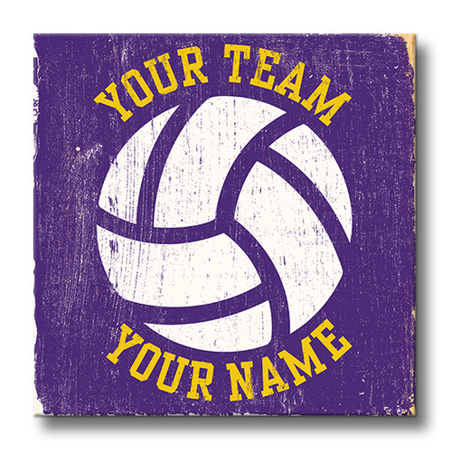 MINI SIGN | VOLLEYBALL