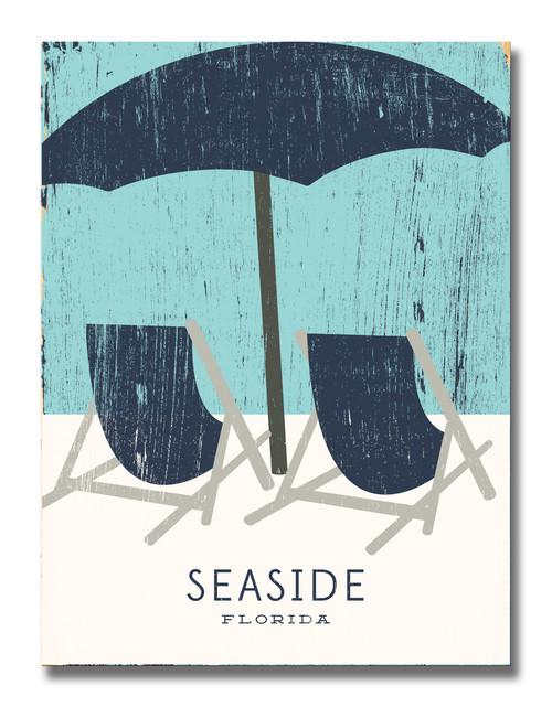 SIGN | SEASIDE LANDMARK