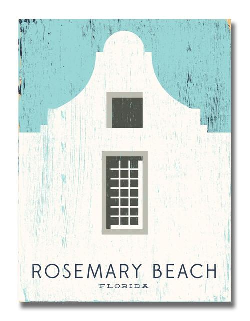 SIGN | ROSEMARY BEACH LANDMARK