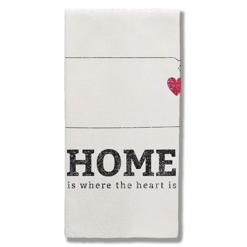 TOWEL | HOME IS KCK