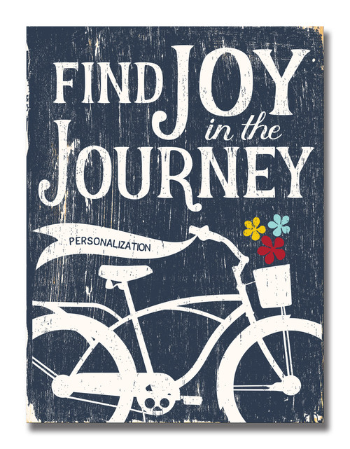 SIGN | JOY IN THE JOURNEY