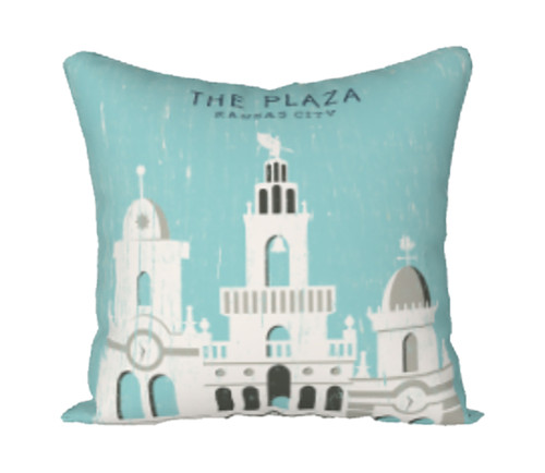 PILLOW COVER | PLAZA