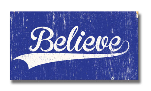 SIGN | BELIEVE