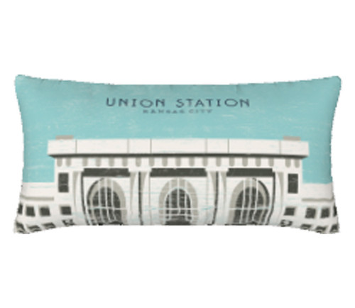PILLOW COVER | UNION STATION