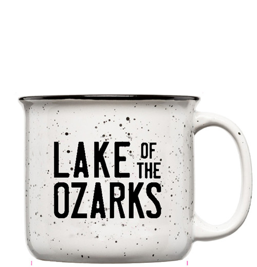 GLASSWARE | LAKE OF THE OZARKS MUG