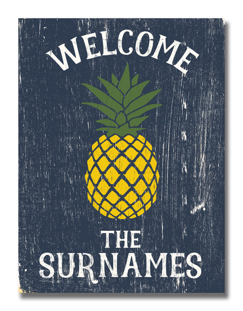 SIGN   PINEAPPLE