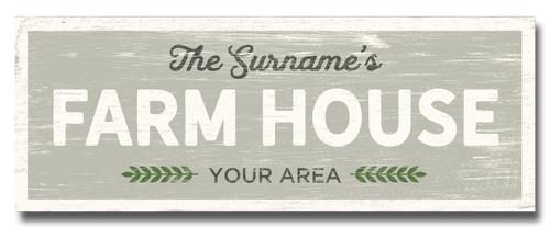 SIGN | YOUR FARM HOUSE